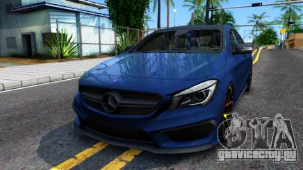Mercedes-Benz CLA 45 AMG Shooting Brakes Boss для GTA San Andreas