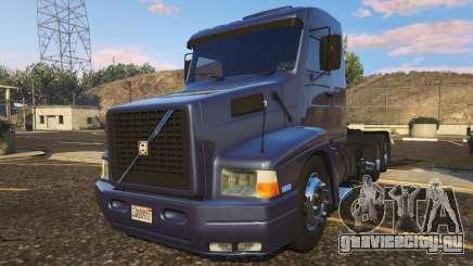 Volvo EDC NL360 для GTA 5