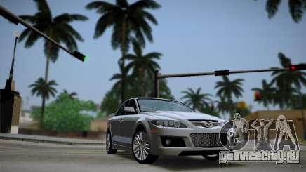 Mazda 6 MPS для GTA San Andreas