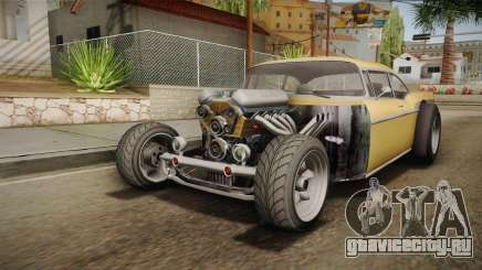 GTA 5 Declasse Tornado Rat Rod Cleaner для GTA San Andreas