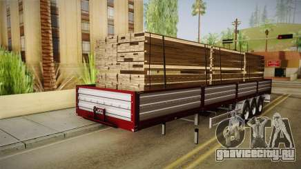 Bort Job Trailer для GTA San Andreas