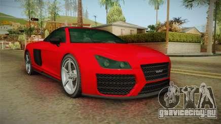OBEY 9F из GTA 5 для GTA San Andreas