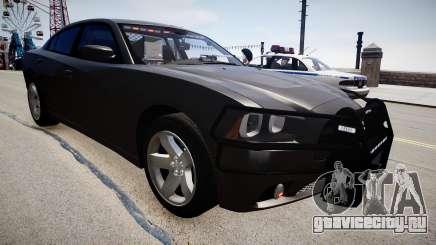 Dodge Charger R/T 2011 для GTA 4