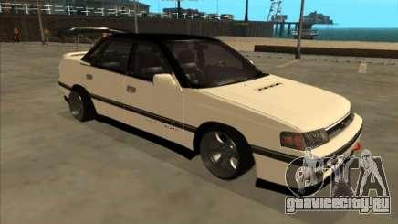 Subaru Legacy DRIFT JDM 1989 для GTA San Andreas