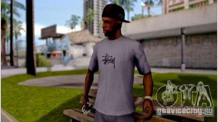 Футболка Stussy для GTA San Andreas