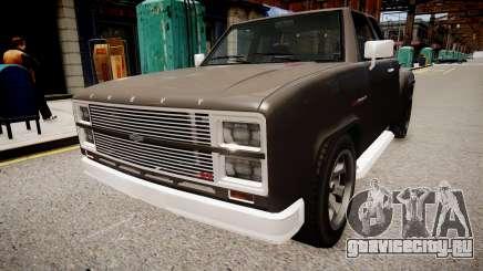 Bobcat Chevrolet для GTA 4