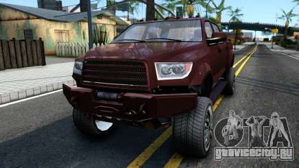GTA V Vapid Contender для GTA San Andreas