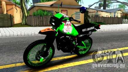 Yamaha DT 175 для GTA San Andreas