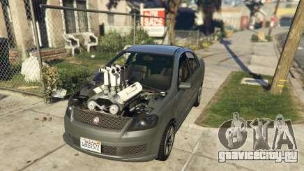 Asea V8 Mod для GTA 5