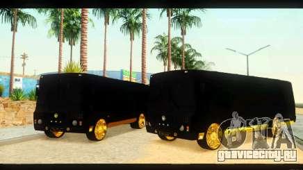 ПАЗ 4234 Elite Gold для GTA San Andreas