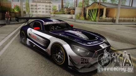 Mercedes-Benz AMG GT3 2016 PJ2 для GTA San Andreas