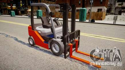 Toyota Forklift (v2.0) для GTA 4
