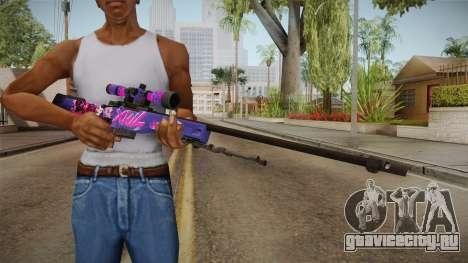 Vindi Halloween Weapon 9 для GTA San Andreas третий скриншот