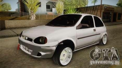 Chevrolet Corsa Camber для GTA San Andreas