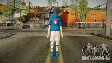 NUNS4 - Sasuke Genin Sharingan для GTA San Andreas третий скриншот