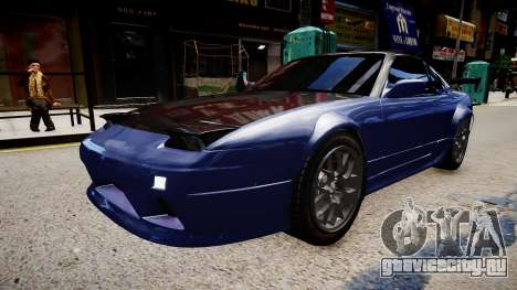 Nissan 240SX Light Tuning для GTA 4