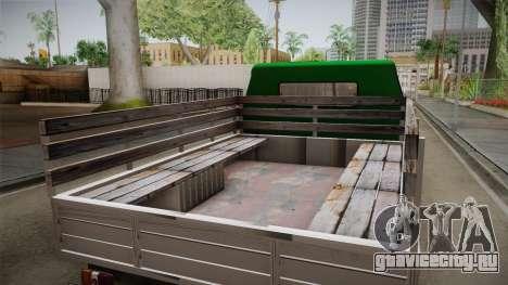 TAM 110 Stock для GTA San Andreas вид сзади