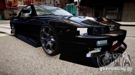 Nissan Sileighty для GTA 4