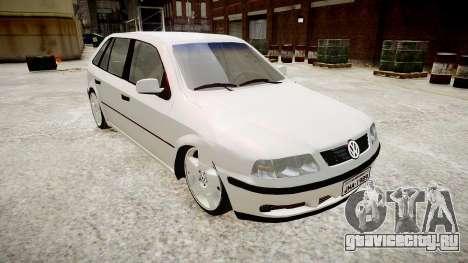 Volkswagen Golf G3 1.6 2000 для GTA 4