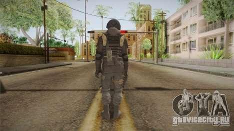 CoD 4: MW Remastered SAS v2 для GTA San Andreas третий скриншот