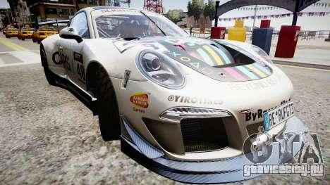 Porsche 911 GT3 Project CARS для GTA 4
