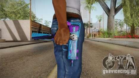 Vindi Halloween Weapon 6 для GTA San Andreas третий скриншот