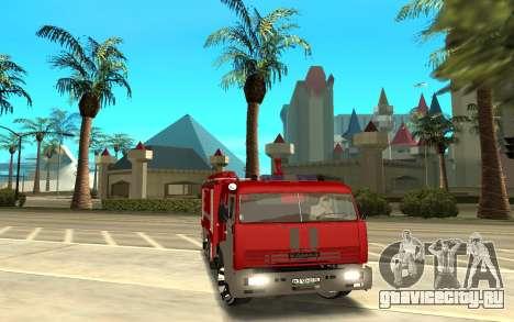 КАМАЗ 6520 для GTA San Andreas