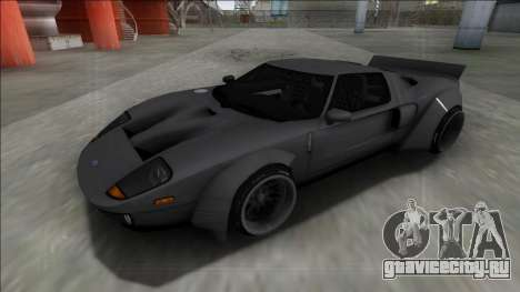 2005 Ford GT Rocket Bunny для GTA San Andreas
