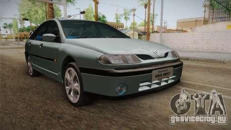 Renault Laguna для GTA San Andreas