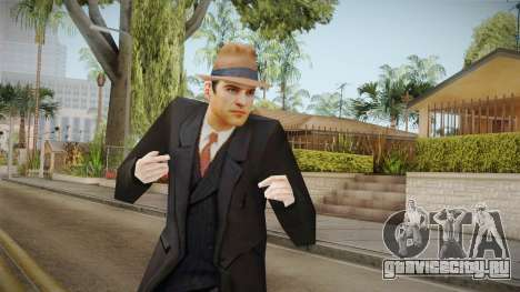 Mafia - Thomas Angelo Coat для GTA San Andreas
