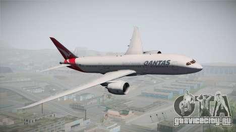 Boeing 787-8 Qantas для GTA San Andreas