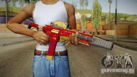 Deadshot Style Carabine для GTA San Andreas третий скриншот