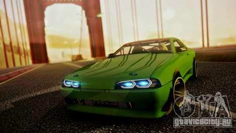 Elegy Hellcat 2.0 для GTA San Andreas