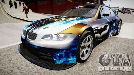 BMW M3 GT2 Ultimate Drift для GTA 4