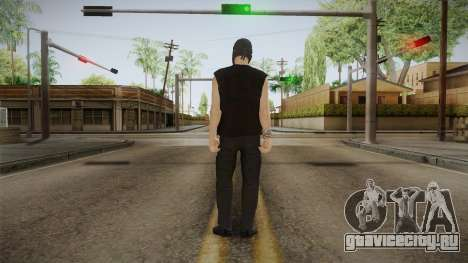 Bikers DLC Skin для GTA San Andreas третий скриншот