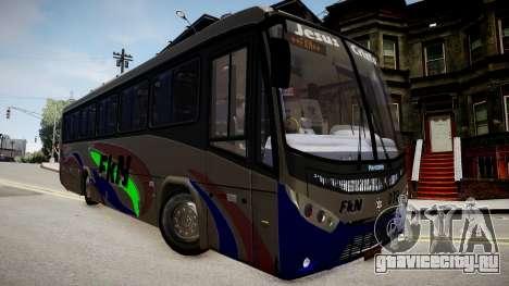 Marcopolo Ideale 770 олива для GTA 4