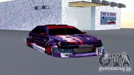 ВАЗ 2114 GTR SPORTS SLS для GTA San Andreas