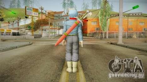 DBX2 - Trunks DBS для GTA San Andreas третий скриншот