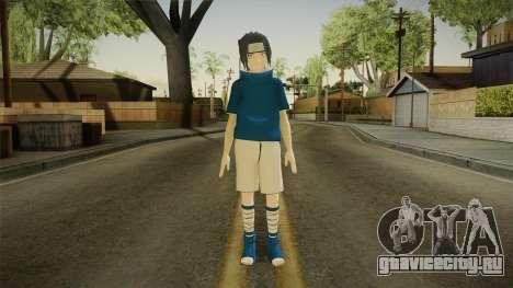 NUNS4 - Sasuke Genin Sharingan для GTA San Andreas второй скриншот