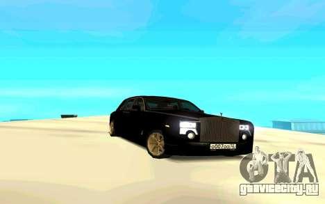 Rolls-Royce для GTA San Andreas