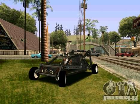 Off Road Car для GTA San Andreas