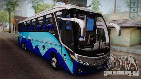 Volvo Omnibus de Mexico для GTA San Andreas