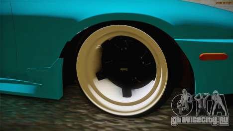 Toyota Supra Stance для GTA San Andreas вид справа