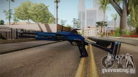 Vindi Halloween Weapon 8 для GTA San Andreas третий скриншот