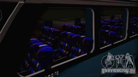 Volvo Omnibus de Mexico для GTA San Andreas вид сзади слева