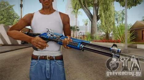Vindi Halloween Weapon 8 для GTA San Andreas