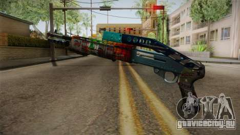Shotgun Mexican для GTA San Andreas второй скриншот