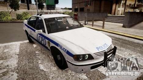Police Patrol V2.3 для GTA 4 вид справа