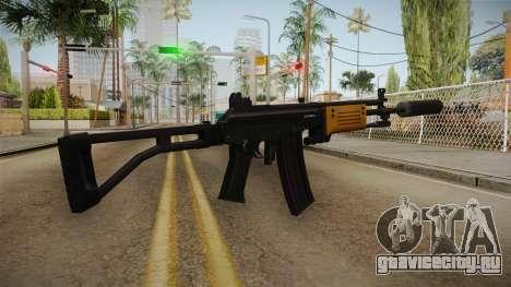 IMI Galil для GTA San Andreas второй скриншот