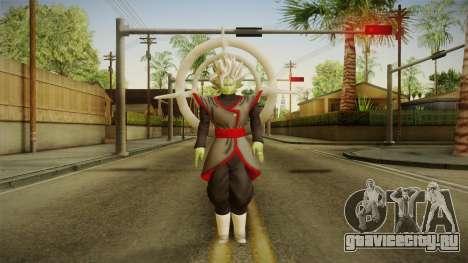 DBX2 - Gattai Zamasu для GTA San Andreas второй скриншот